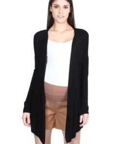 Black Cardigan by 9months for Female