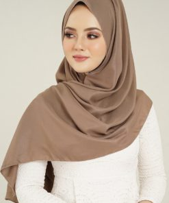 Oval Glitters Shawl by BIDADARI for Female