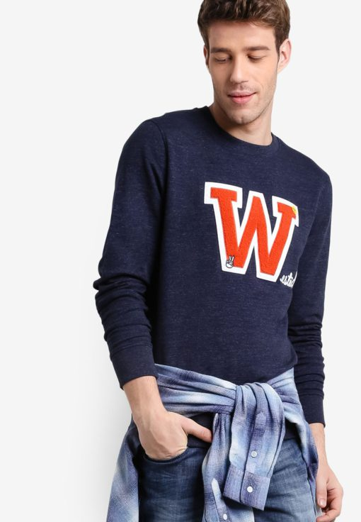 Wariety Sweater by Boss Orange for Male