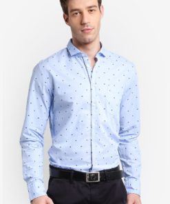 Cattitude Shirt by Boss Orange for Male