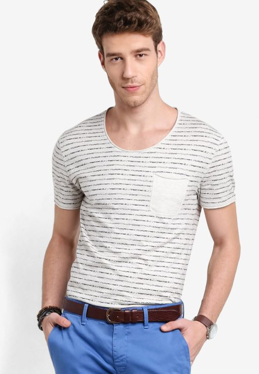 Toa T-Shirt by Boss Orange for Male