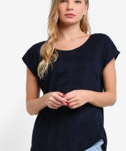 Knit Tunic Top by BoyFromBlighty for Female