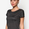 Cap Sleeved Mini Top by BoyFromBlighty for Female
