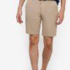 Casual Chino Shorts by Burton Menswear London for Male