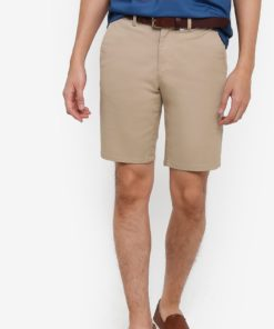 Casual Chino Shorts by Burton Menswear London for Male