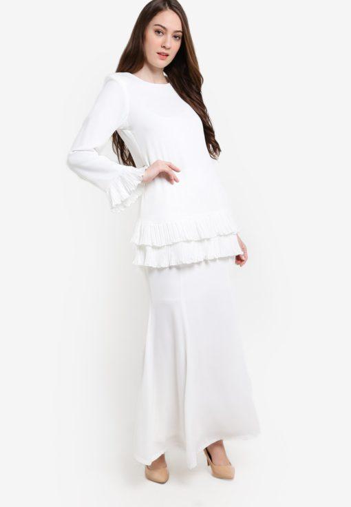 Baju Kurung Modern Karina by Butik Sireh Pinang for Female