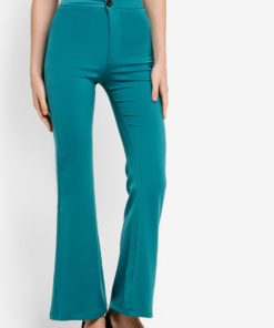 Flare Hem Pants by BYN for Female