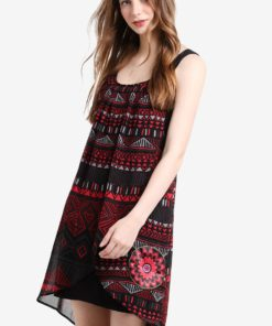 Lorna New Straps Dress by Desigual for Female