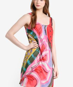 Fresita Sleeveless Dress by Desigual for Female