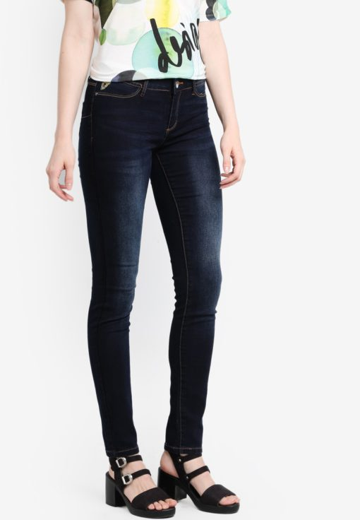 2nd Skin Skinny Jeans by Desigual for Female