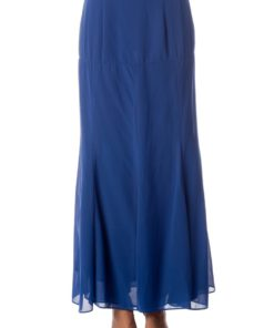 Persian Blue Swing Skirt by Era Maya for Female