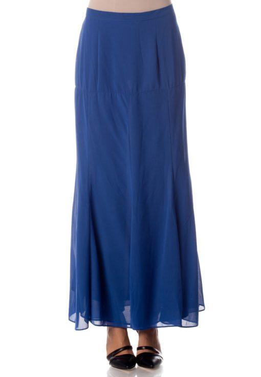 Persian Blue Swing Skirt by Era Maya for Female