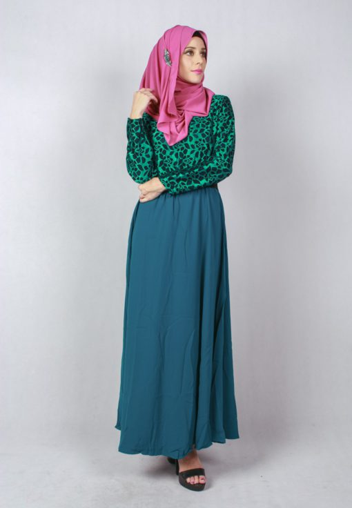 Kayla Lace Modern Jubah by ESPRIMA for Female