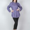Es Flower Printing Long Sleeve Top by ESPRIMA for Female
