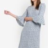 Light Woven Midi Dress by ESPRIT for Female
