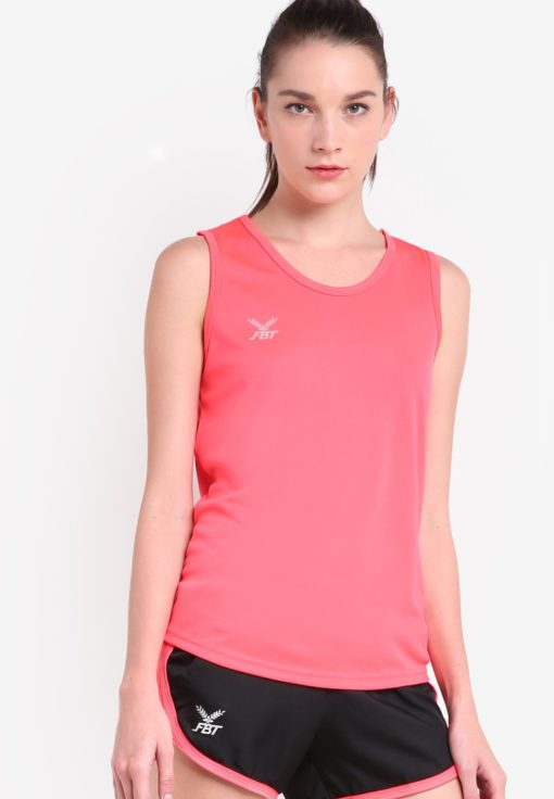 Basic Running Singlet by FBT for Female