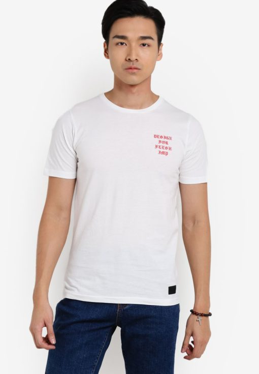 Medieval Design T-shirt by Flesh Imp for Male