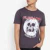 Skull Ironmaide T-shirt by Flesh Imp for Male
