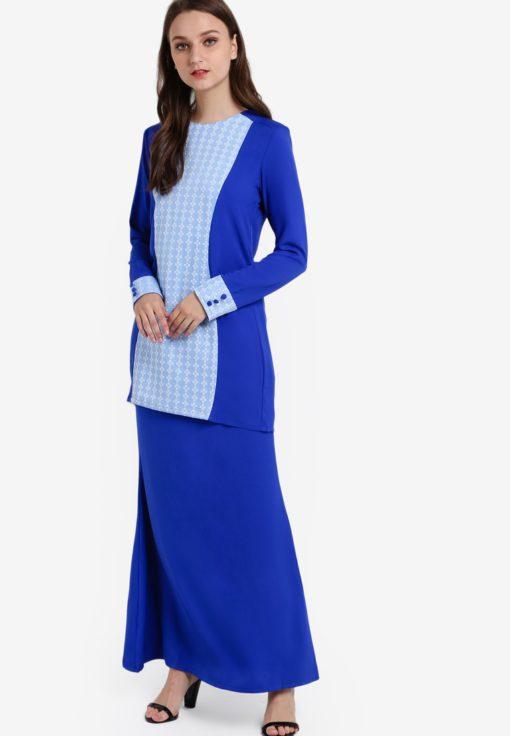 Baju Kurung Modern by Gene Martino for Female