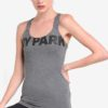 Logo V Back Mesh Insert Vest by Ivy Park for Female