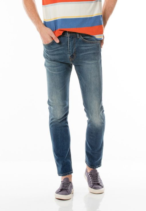 Levi's Orange Tab 510 Skinny Fit Jeans by Levi's for Male