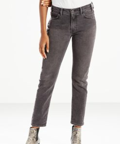 Levi's Orange Tab 505C Cropped Jeans by Levi's for Female