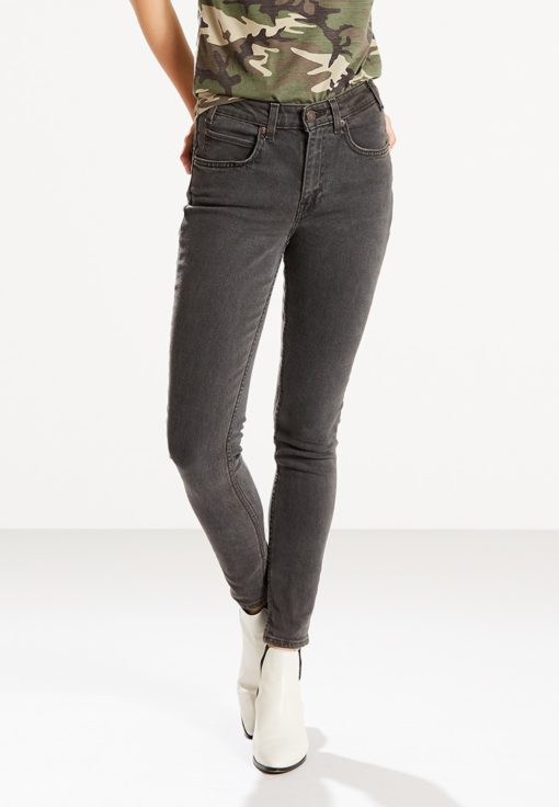 Levi's Orange Tab 721 Vintage High Rise Skinny Jeans by Levi's for Female