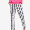 Straight Cotton Trousers by Mango for Female