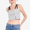 Corset Style Top by Mango for Female