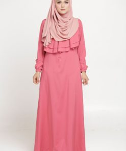 Wardah Jubah by MS DAHLIA for Female