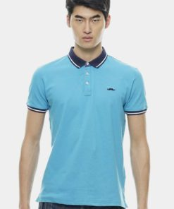 Signature Moustache Polo by Private Stitch for Male