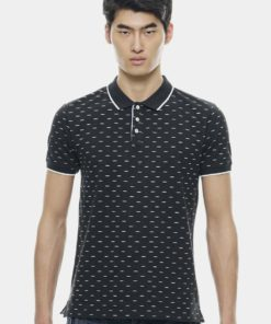 Full Prints Polo Shirts by Private Stitch for Male