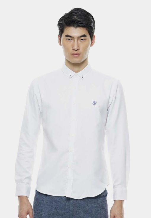 Signature Owl Long Sleeve Shirts by Private Stitch for Male