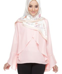 Rania Adeeba Blouse Aaira Light Pink by Rania Adeeba for Female