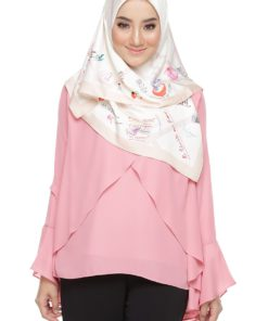 Rania Adeeba bLouse Aaira Pink by Rania Adeeba for Female