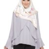 Rania Adeeba Blouse Aaira Grey by Rania Adeeba for Female
