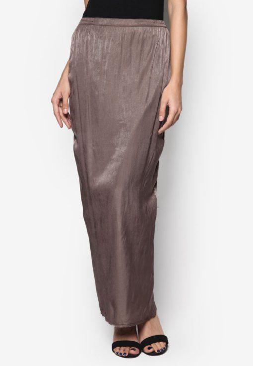Glazed Pencil Skirt by RekaReka for Female