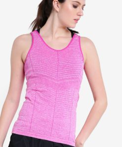Elevate Seamless Tank by Salomon for Female