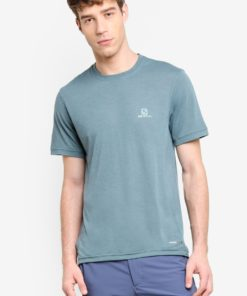 Explore Tee by Salomon for Male