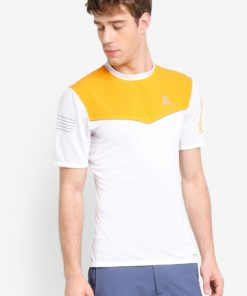 Fast Wing Tee by Salomon for Male