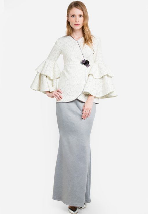 Oslo Lace Kurung by Sandra for Female