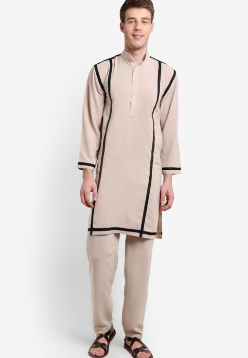 Abraham Kurta Set by Sandra for Male