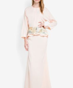 Trisha Modern Kurung by Sandra for Female