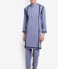 Eiijah Kurta Set by Sandra for Male