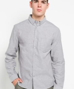 Skelly Collective John Oxford LS by Skelly for Male
