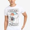 Harbin Graphic T-Shirt by !Solid for Male