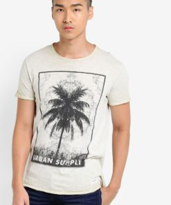 Hainey Graphic T-Shirt by !Solid for Male
