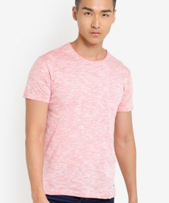 Hamelin Wahed Melange T-Shirt by !Solid for Male