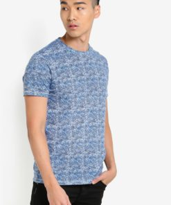 Hadiriel Cold Dyed T-Shirt by !Solid for Male