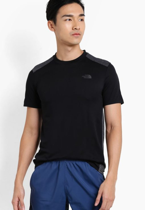 Radius Short Sleeve Crew Tee by The North Face for Male